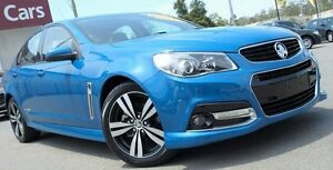2015 Holden Commodore VF MY15 SV6 Storm Blue 6 Speed Sports Automatic Sedan Caboolture Caboolture Area Preview