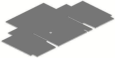 Case David Brown 1270 Series Floor Mat Fits 1270 1370 And 1570