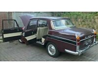 classic car 1963 austin a60 Cambridge