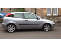Ford Focus 1.8 MP3