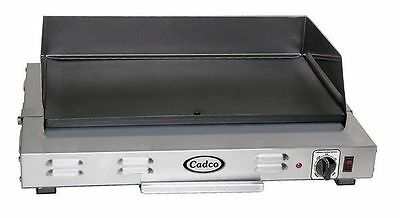 CADCO CG-10 Griddle, Electric, Countertop