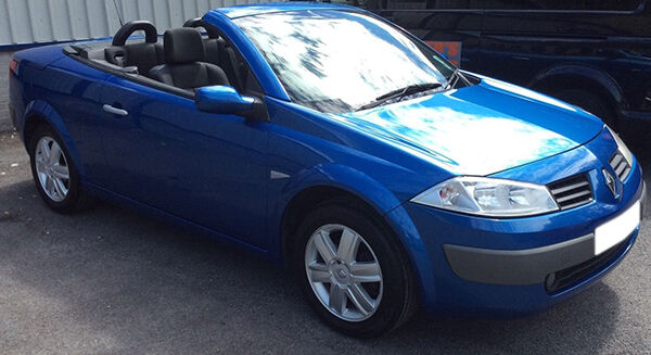Renault Megane Convertible Buying Guide