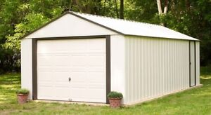 14 ft x 21 ft storage shed/building