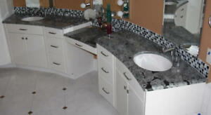 Granite/Quartz countertops