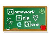 Homework help in LU3