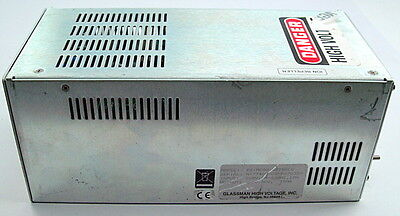 Glassman Mk00.5p75gl0 High Voltage Power Supply