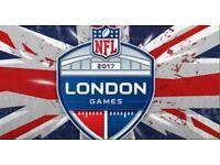 NFL uk international series cardinals v rams