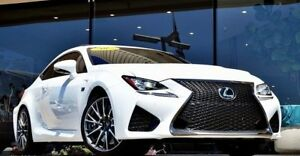 2015 Lexus RC F Coupe (2 door)