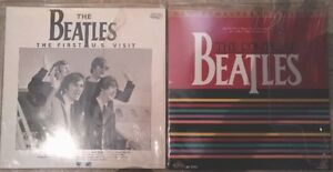 The Beatles LASER DISC -- The First US Visit -The Compleat