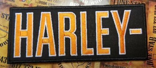 *LARGE* HARLEY- & DAVIDSON patches