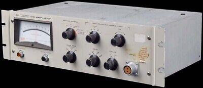 Keithley Instruments 140 Rack Mount 3u Precision Nanovolt Dc Amplifier Parts