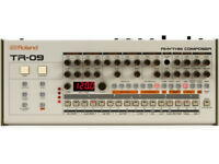 Roland tr-09 Tr-909 Drum Machine boxed in excellent conditions with usb power