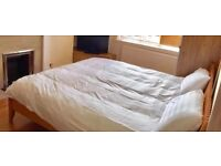Comfortable Queen Size bed for sale