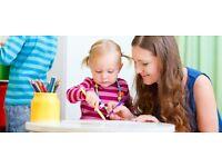 Level 5 qualified childminder baby sitter bradford