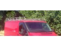 Ford Transit Low Roof - Maxus Roof Rack