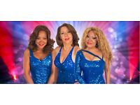 """""""The Three Degrees"""" tomorrow ticket 2 QTY face value £46 (£23 each) for sale £30 ONO..."""