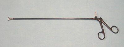 Laparoscopy Forceps 5mm Alligator Toothed Cupped Grasper Jarit 600-120