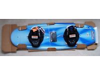 NEW HYDROSLIDE WAKEBOARD with ADJUSTABLE HIGH QUALITY BINDINGS.
