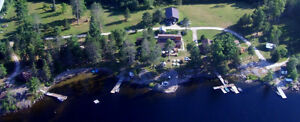 1302 Silv'ry Moon Rd on Trout Lake Noelville /French River