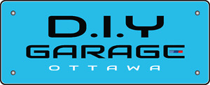 DIY Garage Ottawa - The only place to work on your car yourself!