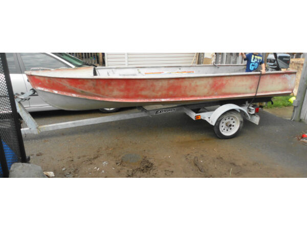 Other 14 aluminum boat and motor for sale canada Aluminum boat and motor packages