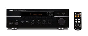 Yamaha Reciever Amp RX-397 with REMOTE and MANUAL