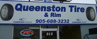 New and Used Tires 905-688-3232 Queenston Tire