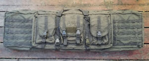 Voodoo 42″ tactical padded rifle case; army airsoft paintball