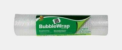 Duck 16 X 9 Bubble Wrap Cushioning Fill Box Mail Ship Move Storage 286689 New