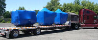 Mobile Industrial Shrink Wrapping Services
