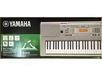 Yamaha Brand New YPT 340 Digital Keyboard