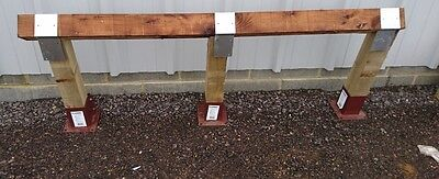 BIRDMOUTH POSTS, RAIL AND STRAP KITS see listing for kits all you need
