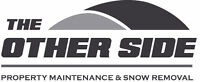 NOW HIRING FULL TIME LANDSCAPERS/ snow removal for 1 month