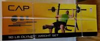 Brand New Olympic Weight Set with Barbell