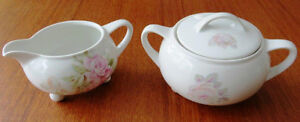 RS Tillowitz cream & sugar set