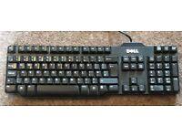 Genuine Dell standard desktop keyboard