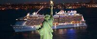 Croisière départ de New York, Anthem of the Sea Royal Caribbean