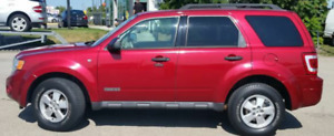 2008 Ford Escape 4x4 XLT SUV