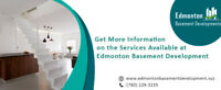 Superior quality basement development in Edmonton