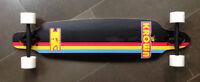 """Krown 36"""" Black Stripe Longboard BRAND NEW"""
