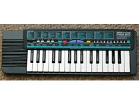 Yamaha PSS-50 PortaSound 32-key 100 Voice Bank Keyboard