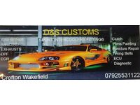 Differential Welding (drift) D&S CUSTOMS Wakefield Egr removal Dpf Removal Welding ,Vehicle Repairs