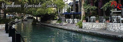 Wyndham Riverside Suites San Antonio Tx Texas Jul July Aug Sep Sept  1 Bdrm