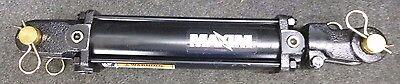New Maxim Hydraulic Cylinder 2 - 12 Bore 8 Stroke