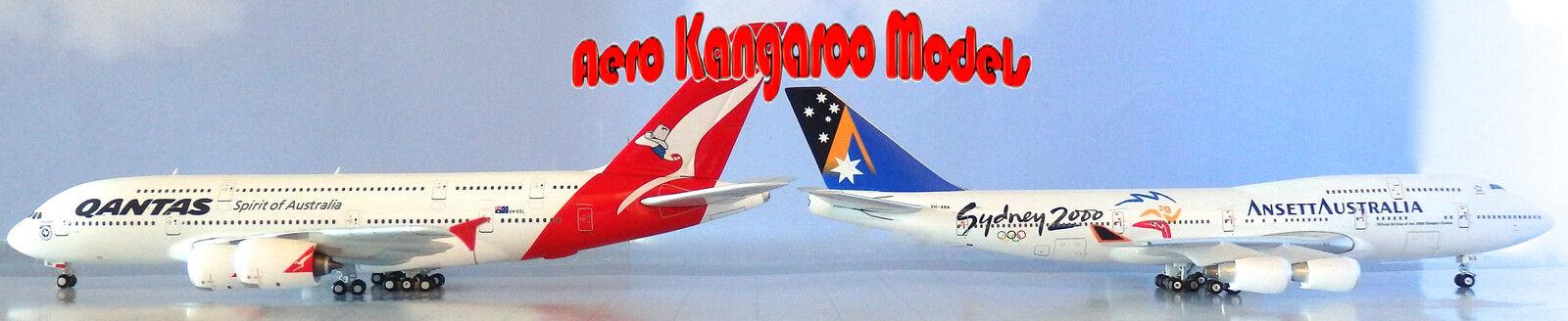 Aerokangaroo-models