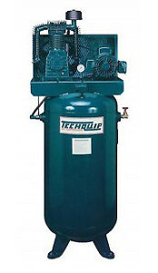 80 gallon industrial air compressor trade for plow