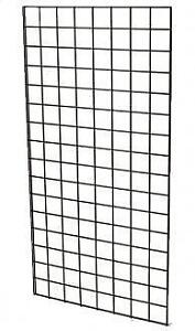 "2'x5' Double Beaded 1/4"" Wire Grid Panels"