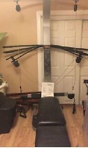 Weider Cross Bow Exercise Machine