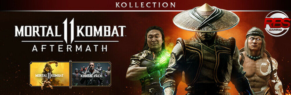 Mortal Kombat 11 Aftermath Kollection Pc Steam Account Global