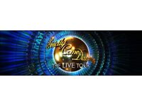 Strictly Come Dancing - Live Tour 2018. x 2 Tickets. Manchester Arena. Saturday Jan 27th